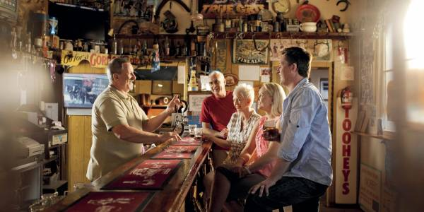 Tourism Darling Downs, Rudd's Pub, Nobby, Heritage
