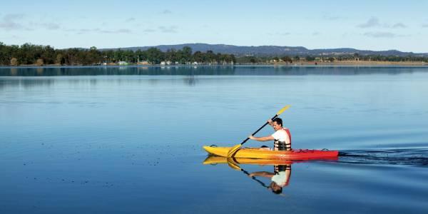 Tourism Darling Downs, Leslie Dam — Lake Leslie, Outdoors