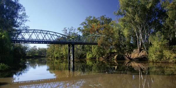 Tourism Darling Downs, Border Bridge, Heritage
