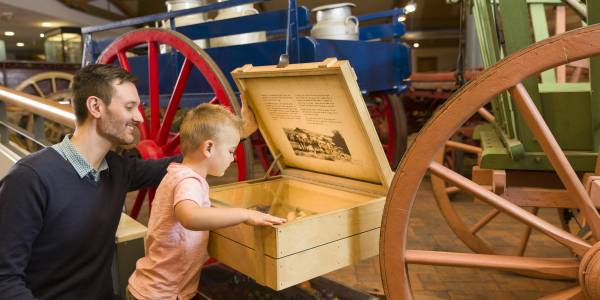 Tourism Darling Downs, Cobb+Co Museum, Galleries, Theatres & Museums