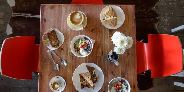 Tourism Darling Downs, The Larder, Cafes