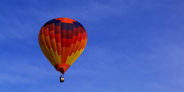 Tourism Darling Downs, Floating Images, Hot Air Balloons Logo, Recreation