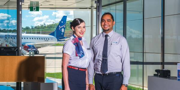 Tourism Darling Downs, Airnorth, Services