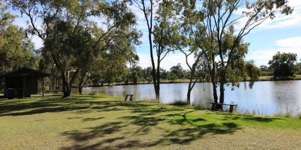 Tourism Darling Downs, Goondiwindi Botanic Gardens, Outdoors