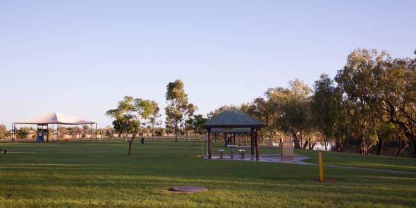 Tourism Darling Downs, Goondiwindi Natural Heritage and Waterpark, Outdoors, Recreation