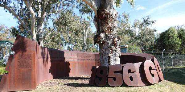 Tourism Darling Downs, Tree of Knowledge and the Levee Bank, Outdoors