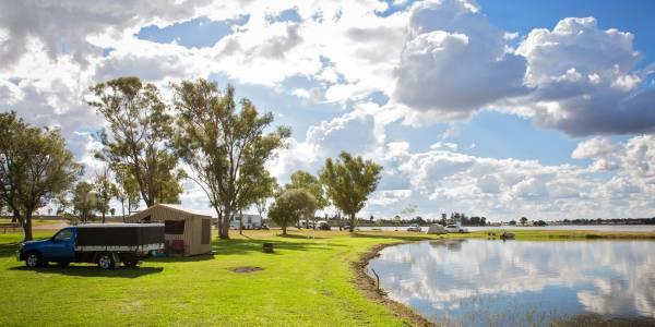 Tourism Darling Downs, Lake Coolmunda, Recreation