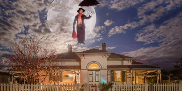 Tourism Darling Downs, The Mary Poppins House, Heritage