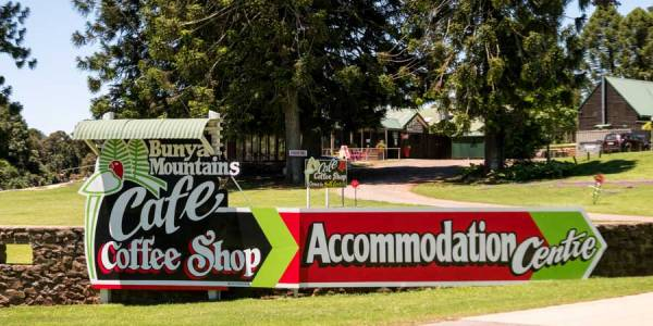 Tourism Darling Downs, Bunya Mountains Accommodation Centre, Motels/Hotels, Weddings, Conferences