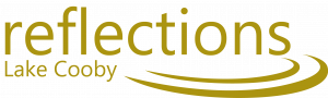 Reflections Lake Cooby Logo