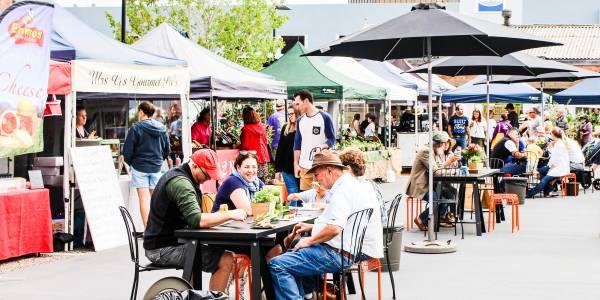 Tourism Darling Downs, Toowoomba Farmers' Market, Markets