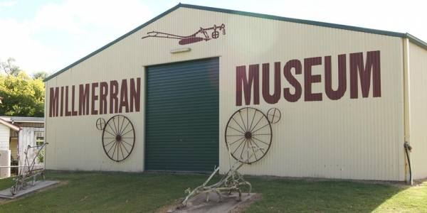 Tourism Darling Downs, Millmerran, Experience