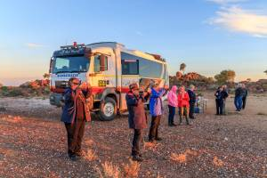 Tourism Darling Downs, Stonestreets Travel, Transport Services